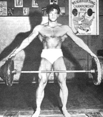 Steve Reeves Deadlift | GOAL ORIENTED TRAINING BLOG